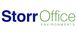 New and Used Office Furniture - Raleigh - Storr Office Environments logo