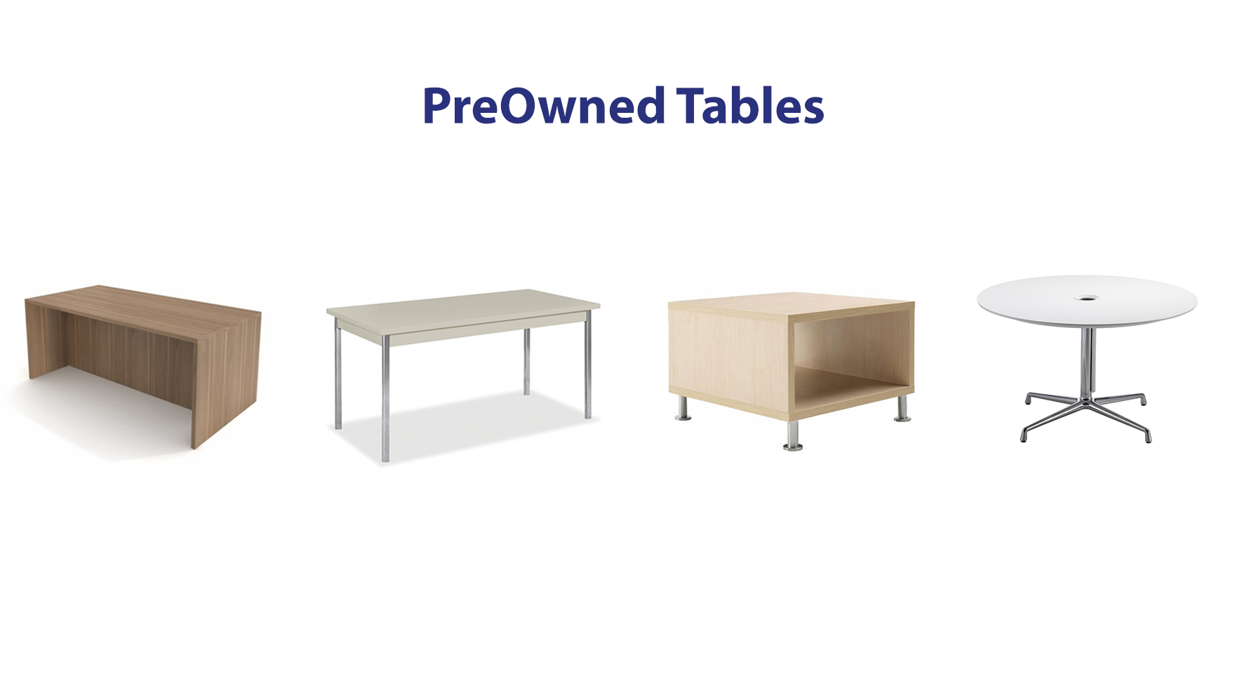 PreOwned Office furniture