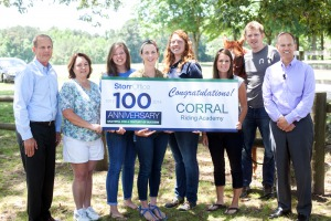 Storr Office Makeover Raleigh - Corral Riding Academy