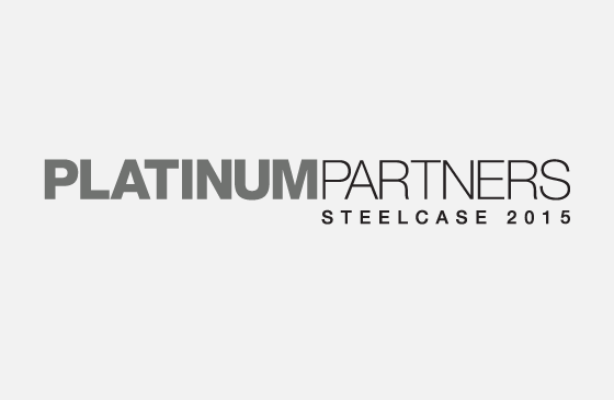 Steelcase Platinum Partner Logo