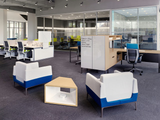 Storr Office Environments Ergonomic Work Stations