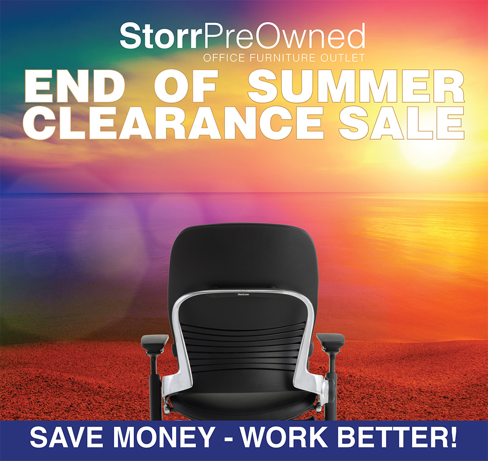 Storr PreOwned End Of Summer Sale