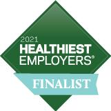 Healthiest Employers 2021 Finalist